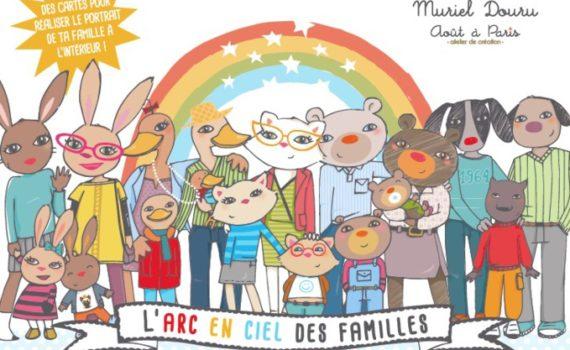 L'arc-en-ciel des familles